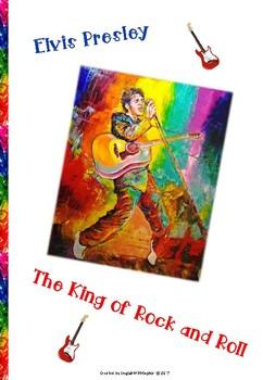 Elvis Presley. Inspiring People Series.