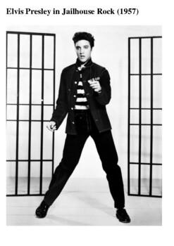 Elvis Presley Word Search