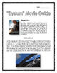 Elysium - Movie Guide Questions, Assignments, Key (Income Gap, Current Events)