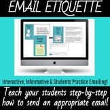 Email Etiquette--How to Properly Write An Email to Your Te