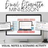 Email Etiquette Mini-Lesson