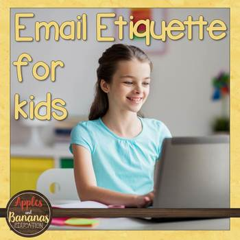 Email Etiquette for Kids