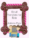 Email Template for Kids