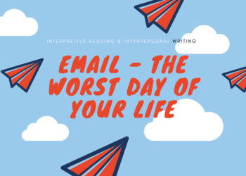 Email about the worst day of your life