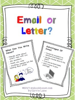 Email and Letter Writing