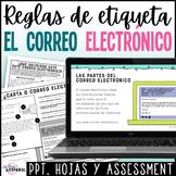 Emails Buen Uso del Correo Electrónico | Spanish E-mail Etiquette