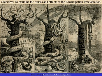Emancipation Proclamation PowerPoint Presentation