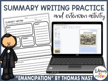 Emancipation Proclamation Activity