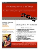 Historical Songs: Emancipation Proclamation--The Civil War--Primary Sources