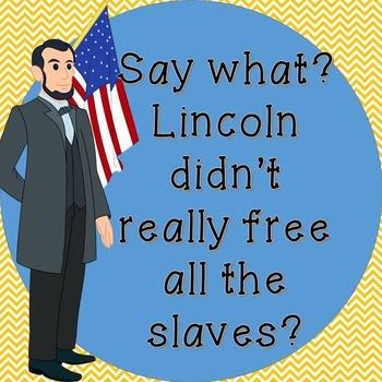 Emancipation Proclamation Video from Hip Hughes History