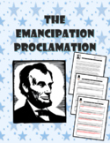 Emancipation Proclamation:  With Questions