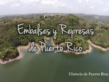 Embalses y Represas de Puerto Rico