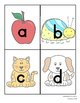 Embedded Alphabet Flashcards and Alphabet Chart