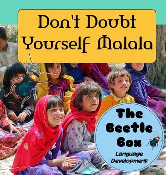 Don't Doubt Yourself Malala: Interactive Embedded Vocabulary Story