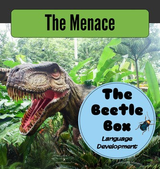 The Menace: Interactive Embedded Vocabulary Story