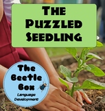 The Puzzled Seedling: Interactive Embedded Vocabulary Story