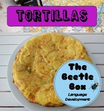 Tortillas: Interactive Embedded Vocabulary Story