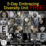 Diversity Lessons FREE! Help Students Embrace Diversity!