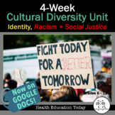 Cultural Diversity Health Unit: Identity, Racism, and Social Justice