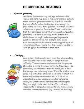 Embracing Reciprocal Reading