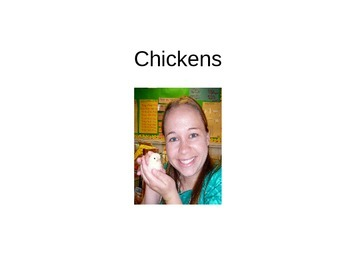 Embryology (Chicken Hatching) Overview PPT