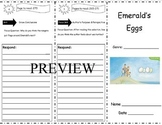 Emerald's Eggs Storytown Comprehension Trifold