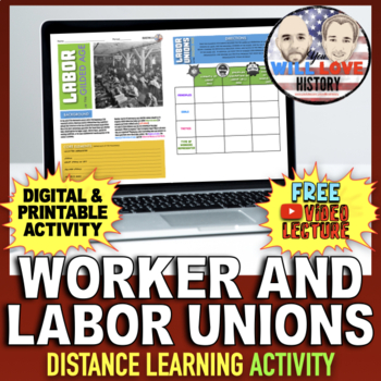 Emergence of Labor Unions Activity