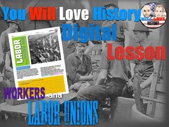 Emergence of Labor Unions Digital Activity