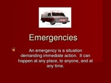 Emergencies Powerpoint