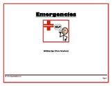 Emergencies Social Story & Rules- For Special Education an
