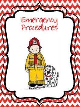 Emergency Binder Cover