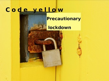 Emergency Codes PowerPoint
