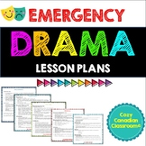 Emergency Drama Lessons