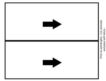 EDITABLE Emergency Drill Visuals: Rules & First/Then #BTSblackfriday
