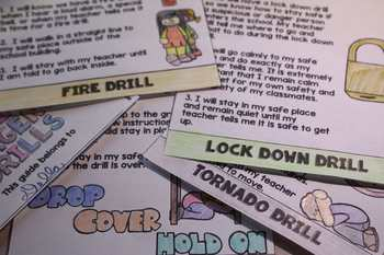 Emergency Drills Quick Guide Flapbook