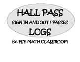 Emergency Hall Pass