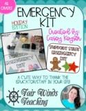 Emergency Kit (Holiday Edition) - Printable