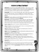ELA Emergency Sub Plans for Grades 4-8 Set #1