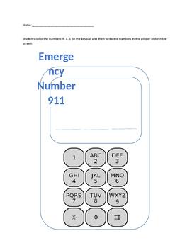 Emergency Number 911