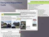 Emergency Preparedness Education and Checklist