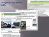 Emergency Preparedness Education and Checklist