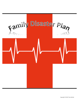 Emergency Preparedness - Family Disaster Plan Assignment