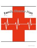 Emergency Preparedness - Family Disaster Plan Assignment