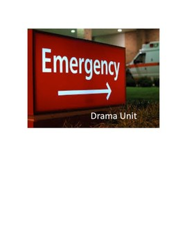 Emergency Drama Scene Unit