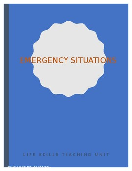 Emergency Situations Unit