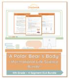 Emergency Sub Plans: 4th Grade ELA: A Polar Bear's Body