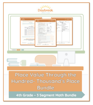expanded form lesson plans 4th grade  14th Grade: Math: Place Value