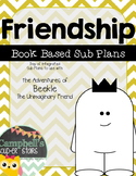 Emergency Sub Plans {Adventures of Beekle}