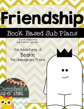 Emergency Sub Plans {Adventures of Beekle}