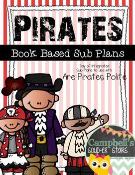Emergency Sub Plans {Are Pirates Polite}